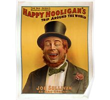 Vintage poster - Musical comedy Poster
