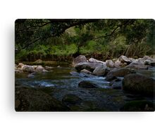 Bahana Creek 2 Canvas Print