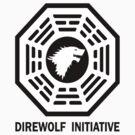 lost game of thrones direwolf initiative  by Brantoe
