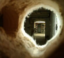 Empty cellar in Victorian Infirmary by FrederickMental