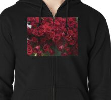 Bouquets for you Zipped Hoodie