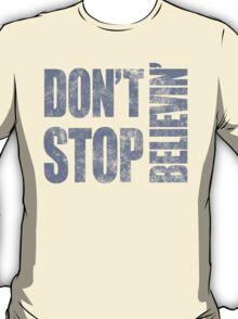 80's Journey Don't Stop Believin' T-Shirt