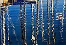 Marina Abstract by Alex Preiss