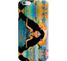 inner peace iPhone Case/Skin