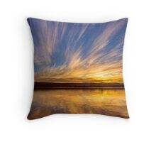 Gosford Clouds Throw Pillow