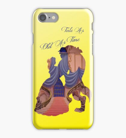Tale As Old As Time 2 iPhone Case/Skin