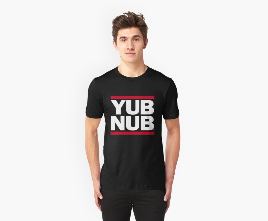 YUB NUB by cubik