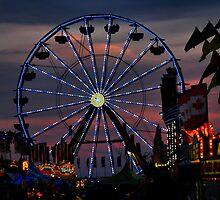 Night Ride by kenspics