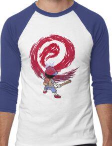 Cosmic Destroyer Men's Baseball ¾ T-Shirt