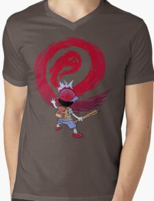 Cosmic Destroyer Mens V-Neck T-Shirt