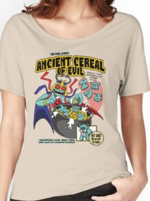 Ancient Cereals of Evil Women's Relaxed Fit T-Shirt