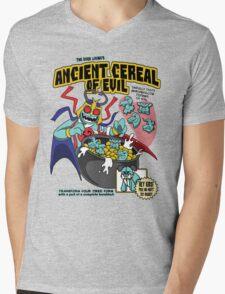Ancient Cereals of Evil Mens V-Neck T-Shirt