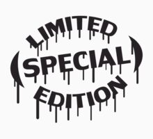 Special Limited Edition Graffiti by Style-O-Mat