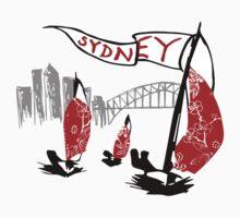 Sydney Sailors Kids Clothes