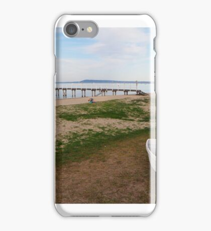 The Baths, Sorrento beach  iPhone Case/Skin