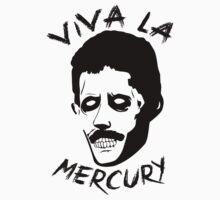 Zombie Freddie Mercury by Taylor Ketchum