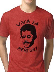 Zombie Freddie Mercury Tri-blend T-Shirt