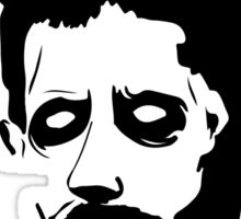 Zombie Freddie Mercury Sticker