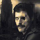 Zombie Freddie Mercury V1 by Taylor Ketchum