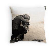 Katie Throw Pillow