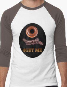 ✾◕‿◕✾DOUGHNUT (DOUGHKNOT) FORGET ME TEE SHIRT✾◕‿◕✾ Men's Baseball ¾ T-Shirt
