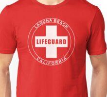 Laguna Beach California Lifeguard Unisex T-Shirt