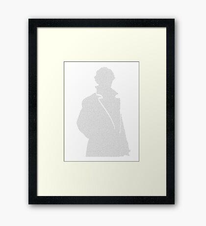 A Scandal in Bohemia - Sherlock Holmes Framed Print
