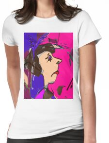 MRS.UPPERCLASS Womens Fitted T-Shirt
