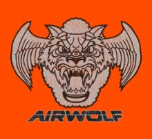 AIRWOLF by inkpossible