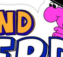 Band Nerds Sticker