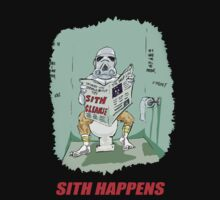 Sith Happens by jakeanthony