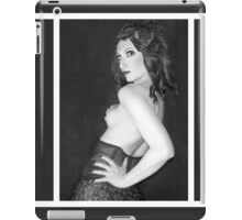 The Intrigue - Self Portrait iPad Case/Skin