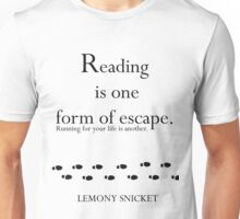 Read to Escape Unisex T-Shirt