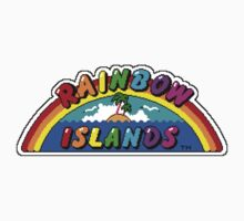 Rainbow Islands T-Shirt