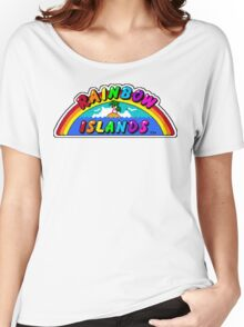 Rainbow Islands Women's Relaxed Fit T-Shirt