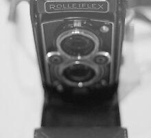 Rolleiflex by Jenni Greene