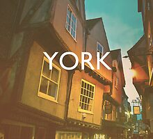 York by homework