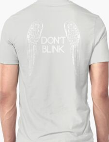 [Doctor Who] Don't Blink - Wings Unisex T-Shirt