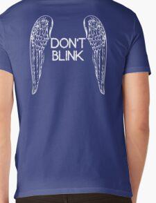 [Doctor Who] Don't Blink - Wings Mens V-Neck T-Shirt