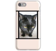 Cranky Kitty iPhone Case/Skin