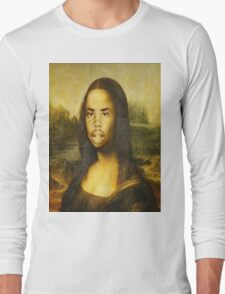 Earl Sweatshirt Mona Lisa Long Sleeve T-Shirt