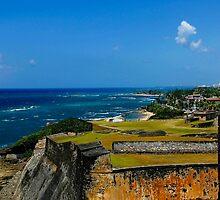 Old San Juan by Isabel1S
