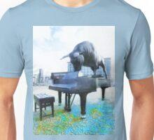 A World of Art and Music Unisex T-Shirt