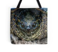 Snapping Turtle I Tote Bag