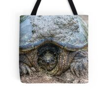 Snapping Turtle IIII Tote Bag