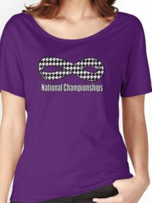 Alabama Infinity National Championships Women's Relaxed Fit T-Shirt