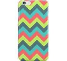 Bright Chevron Pattern iPhone Case/Skin