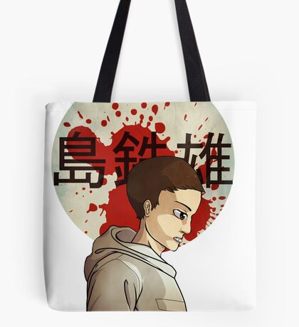 I Wanna Get Better (TETSUO) Tote Bag