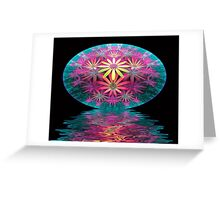 Flower Stitch Greeting Card