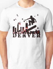 denver skateboarding T-Shirt